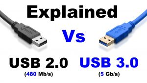 5 Fast Ways to Find Different Between the USB 2.0 and USB 3.0
