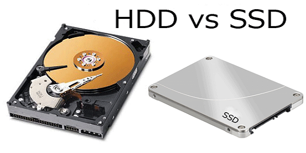 What's the Hard Disk Drive (HDD) and What's the Solid State Drive (SSD)