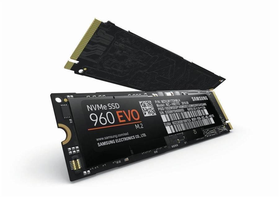 Samsung 960 EVO Series