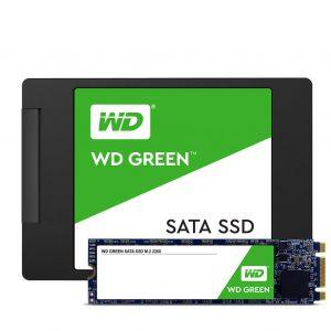 Western Digital SSD WDS240G2G0A 240GB WD Green Retail